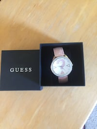 Guess watch original piece from 20 yrs celebrating edition  Burnaby, V5H