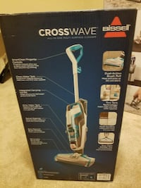 Bissell Crosswave All in One Multi-Surface Wet Dry
