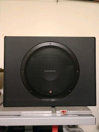 Rockford Fosgate P300-12 12 inch Sub and Amp Summerville, 29483