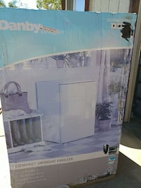 Brand new in box Danby 4.3 cubic foot upright free