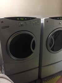 GE Washer and Drier null, T7X 0P7
