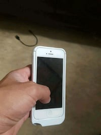 white iPhone 5 with box Calgary, T2E 4E1