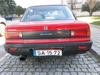 Honda - Civic - 1989