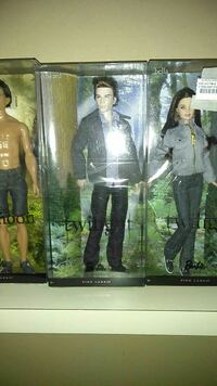 Edward and Bella Twilight character figurines in pack San Antonio, 78227