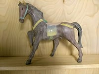 Wooden horse, decorative Fairfax, 22033
