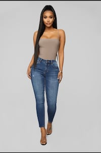 New Fashion nova ankle jeans Clifton, 20124