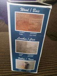 Brand new polish for wood, leather, fabric  Toronto, M1E 3T1
