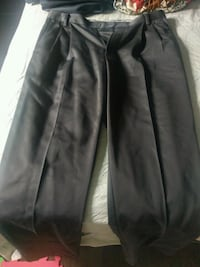 Men's black dress pants Vaughan, L4J 3A3