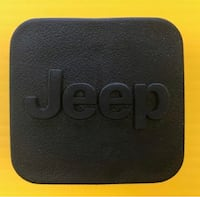 "1 1/4"" JEEP Trailer Hitch Reciever Cover Plug"