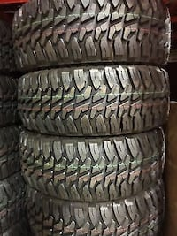 LT33X12.50R22 MILEKING 868 M/T. Free Installation!! Cash Deals out the door!! We also have lots of other sizes new and used.  Just ask for any sizes  Houston, 77057