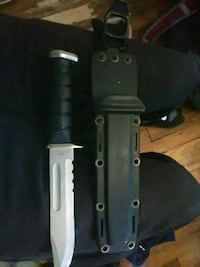 Legit knife with case McKeesport, 15132