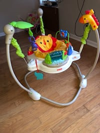 baby's multicolored jumperoo Raleigh, 27616