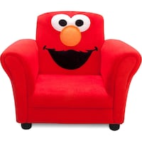 Sesame Street Talking Elmo Upholstered Chair 558 km