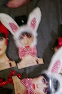 Cat ears devil horns and bunny ears $10 each obo Toronto, M1K 4E1