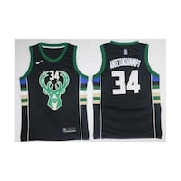 Camiseta Milwaukee Bucks Madrid