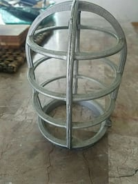 Industrial lamp fixture crouse Hinds  Lynnwood