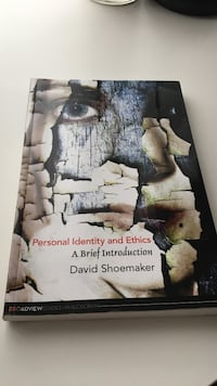 Personal Identity and Ethics A Brief Introduction by David Shoemaker book Ottawa, K2C 0G8