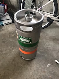 Keg kegs beer wine making 7 gallon Walpole, 02081