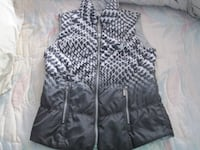 Brand New Reversible Ladies Light Weather Outer Vest Jacket - Size Sma