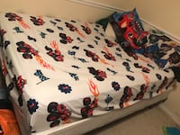 Full size bed  Germantown, 20874