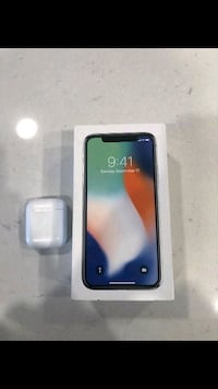 Iphone X White 256gb  Jonesboro, 30236