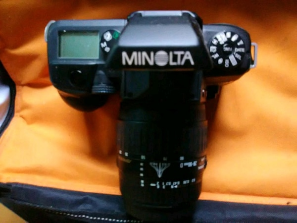 Minolta Maxxom 70 SLT 35 mm camera