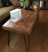 Reclaimed wood coffee table Gaithersburg, 20877