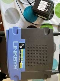 linksys wireless router for sale mint condition