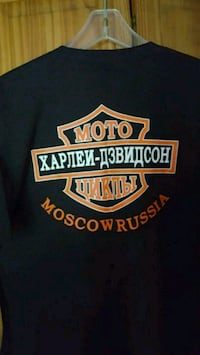 Harley Davidson t-shirt from Russia Ingleside, 60041