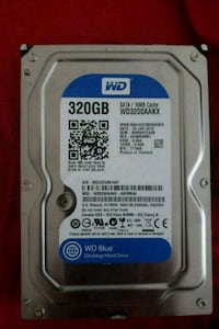 320gb hard drive Altamonte Springs, 32714