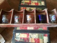 Shot glasses only  Amarillo, 79118