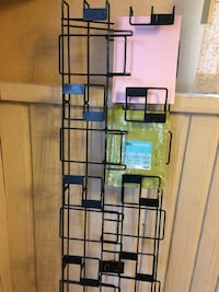 Scrapbook paper racks $30 each plus other crafting supplies today only in Garson Greater Sudbury / Grand Sudbury, P3L 1K3