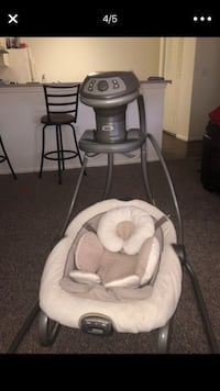 Graco baby swing Holiday, 34691