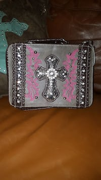 Bible Cover  Mineola, 75773