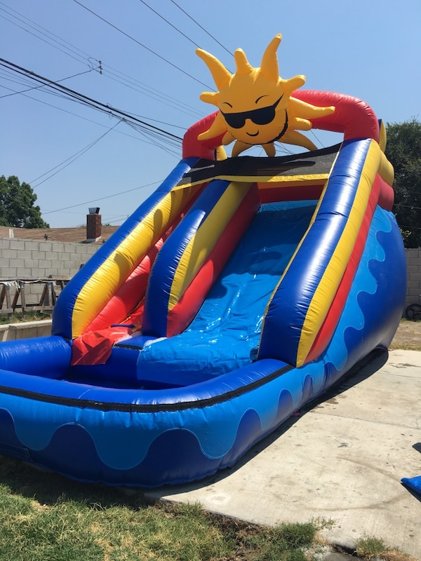 For rent water slide