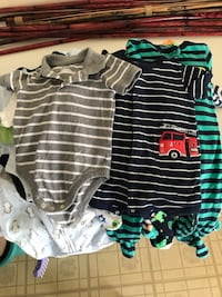 Baby boy clothes 0-12 mths— all 58 pieces for $20 Mission, 78572