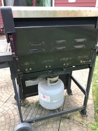 Brinkman grill with side grill CICERO