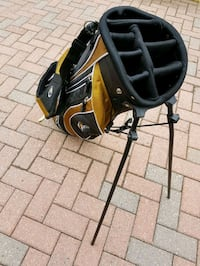 Brand new Top Flite Standalone golf bag w/ backpa Barrie, L4M