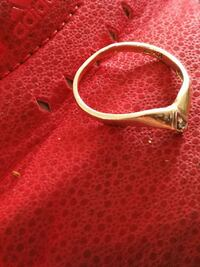 gold-colored ring Prince George, V2L 2R4