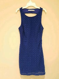 ZARA Blue dress - size XS Kitchener, N2E 2S3
