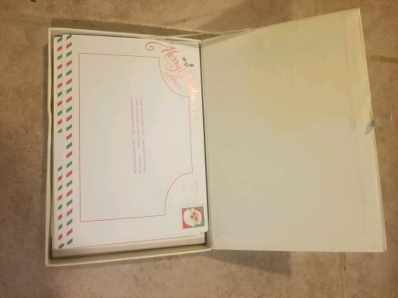 Christmas cards - Brand NEW 1