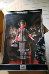 Publicity tour hollywood movie star collection  Woodbury, 10930