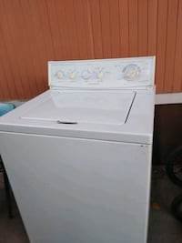 white top-load clothes washer Lathrop, 95330