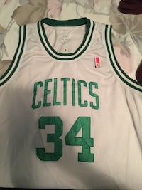 Paul Pierce Basketball Jersey