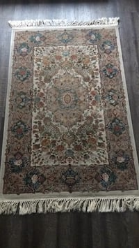Area silk & wool rug Abbotsford, V2T 4K8