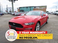 Ford Mustang 2018 Houston
