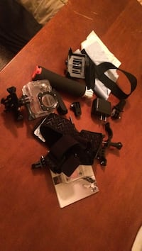 black and gray action camera set Bakersfield, 93311