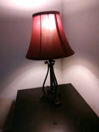 brown and black table lamp Norfolk, 23513