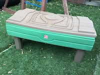 Step Activity Water Table