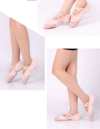 BRAND NEW Toddler kids: Ballets stockings and Ballet shoes - For sale
